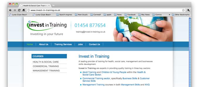 Invest in Training