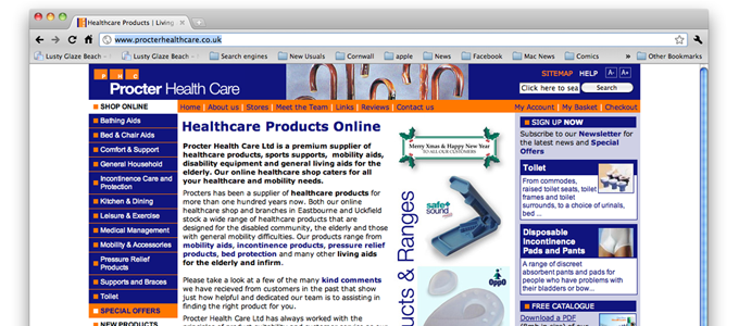 Procter Healthcare